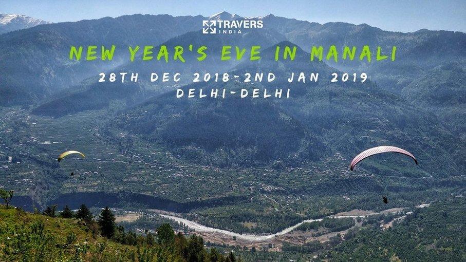 New Year's Eve in Manali (Delhi to Delhi) - Tour