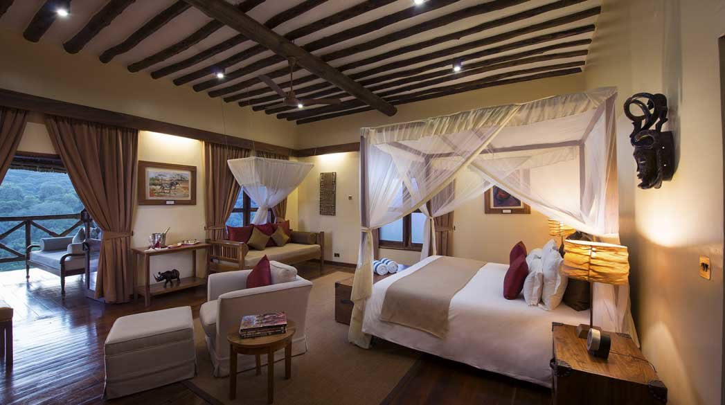 Neptune Ngorongoro Luxury Lodge - Tour