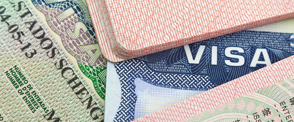 Visa And Insurance - Collection