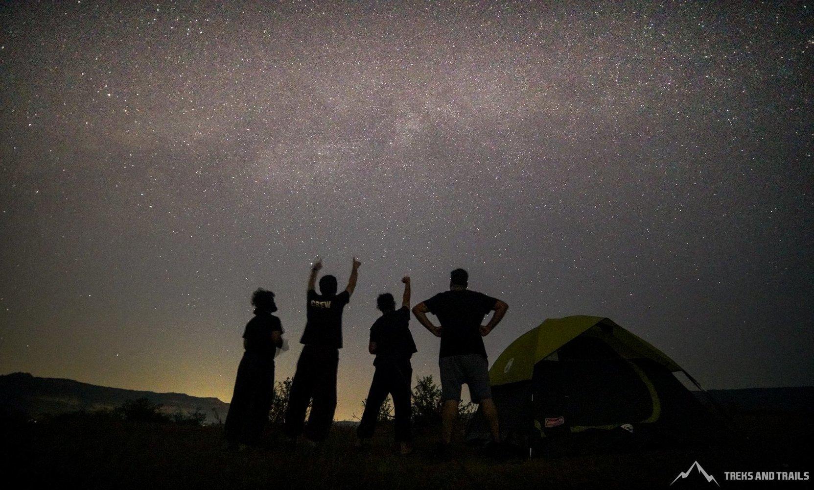 Shirota Lake Camping