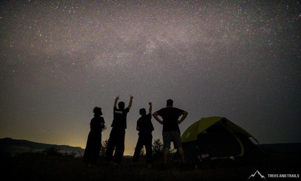 Shirota Lake Camping - Tour
