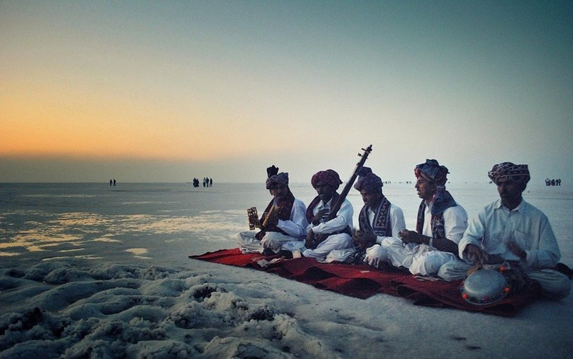 Rann Ustav (1Night/2Days) - Tour