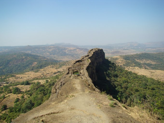Lohagad Fort Trek - One Day Trek - Tour