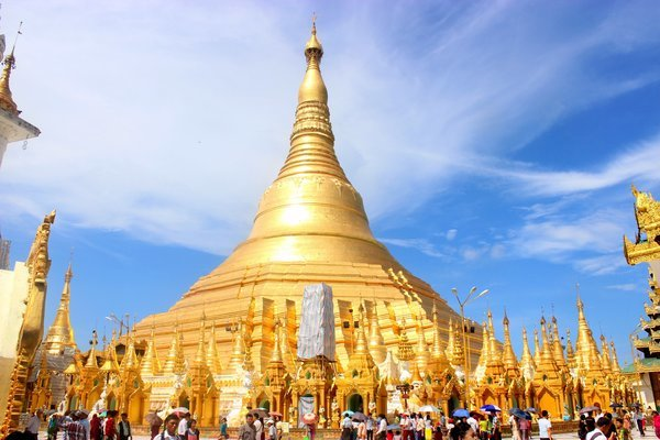 Day Tour Visit in Yangon - Tour