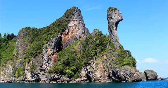 Krabi 4 Islands by Long Tail Boat with Lunch - Tour