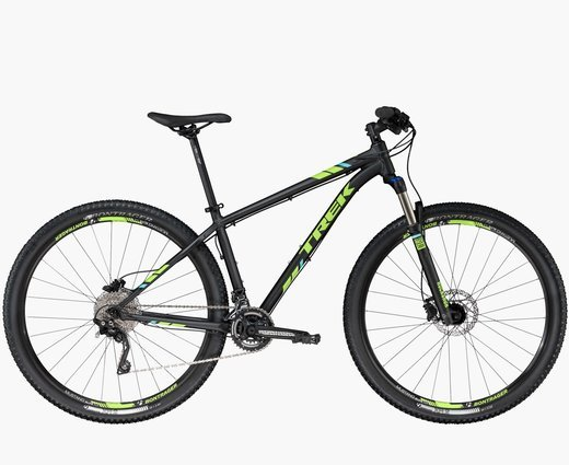 MTB Trek Caliber Xcaliber9 - Tour