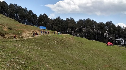 Raghupur Fort Trek