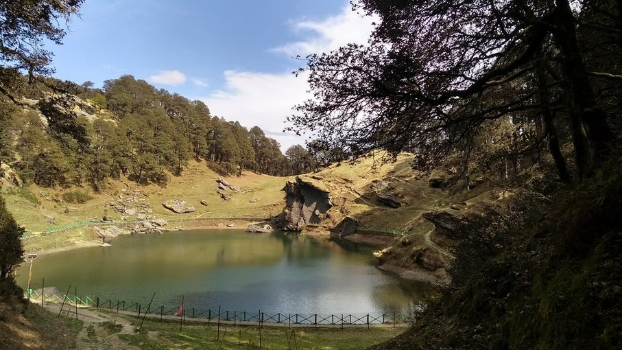 Serolsar Lake Trek - Tour