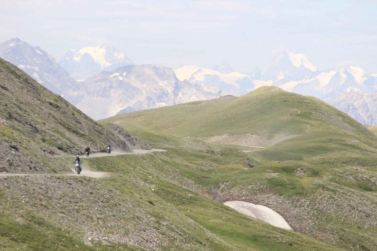 Alpes Trail Adventure - Tour