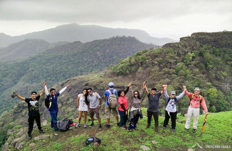 Asherigad Fort Trek - Tour