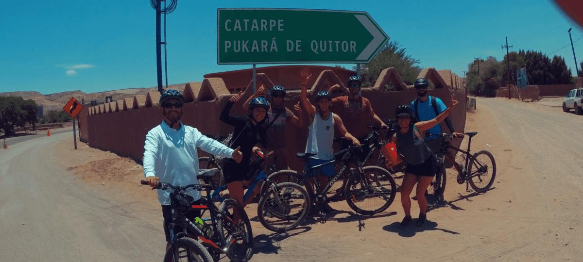 Bike Tour | Catarpe, Garganta del Diablo & iglesia de San Isidro - Tour