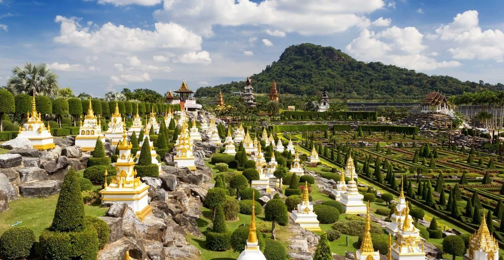 Experience Thailand - Bangkok and Pattaya - Tour