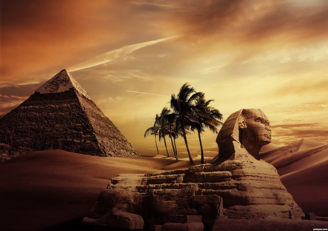 EGYPT - Collection