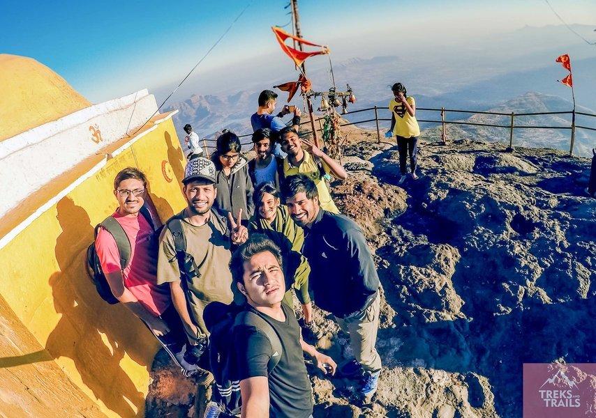 New Year Night Trek to Kalsubai Peak | Rs 899 per head