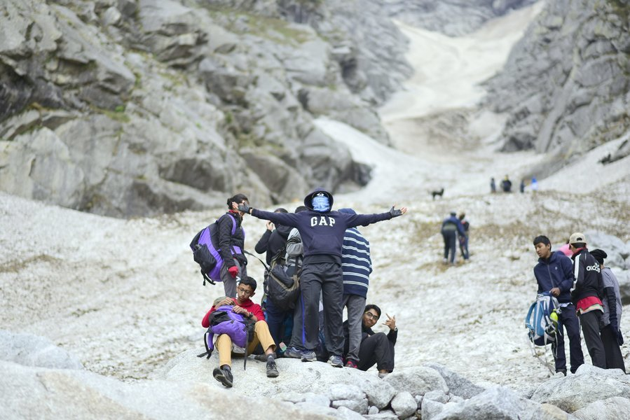 Dharamshala Snow Trails - Tour