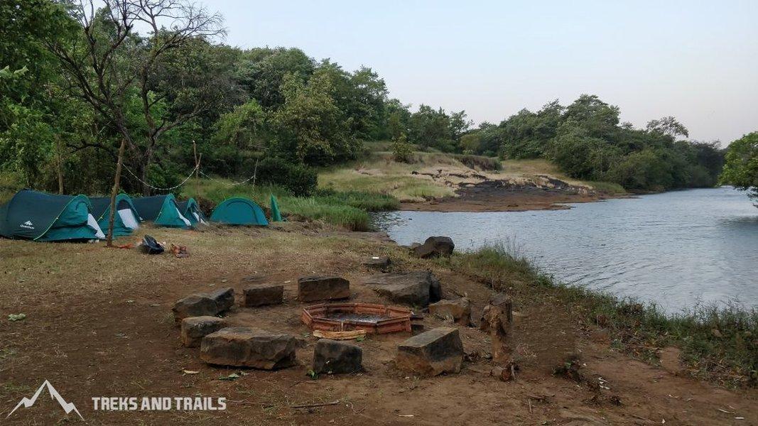 Bhira Dam Camping near Devkund Waterfall - Tour