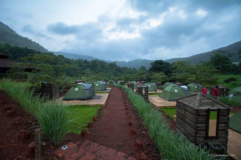 NYE Sabharwal Farms Camping - Tour