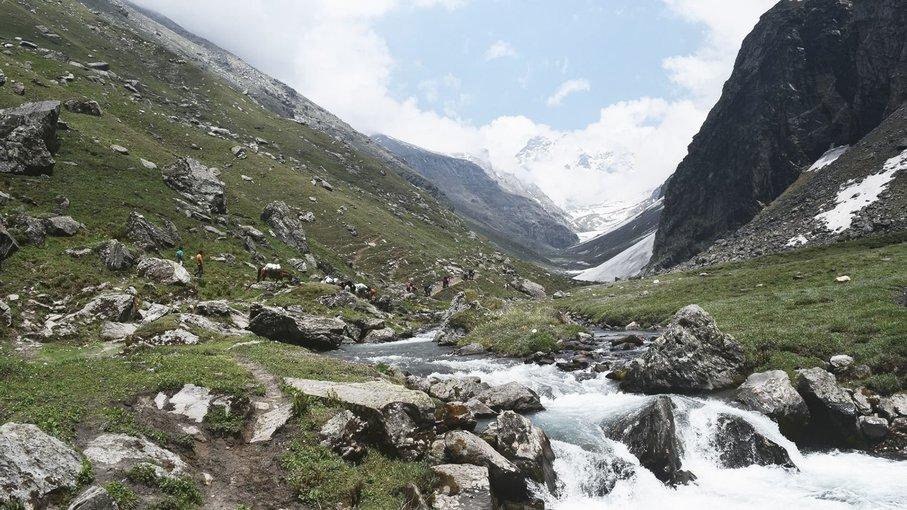 Hampta Pass Trek with Chandratal Lake - Tour