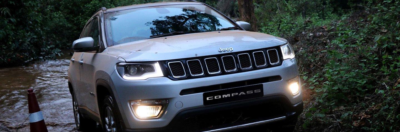 Jeep Campout - Tour