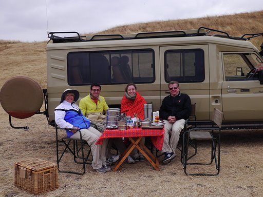Short Family Safari - Tour