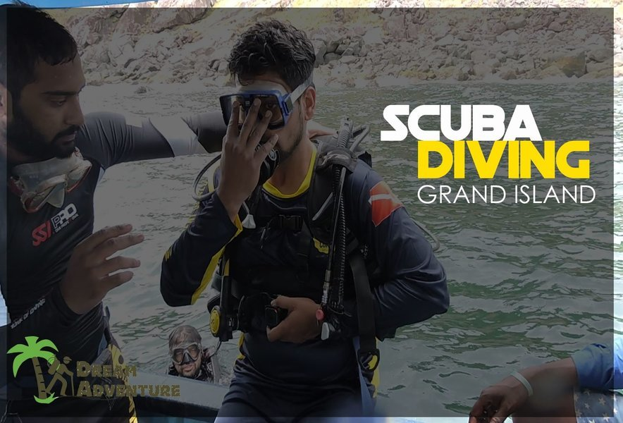 Advance Scuba Dive with pool training & water sports - Tour