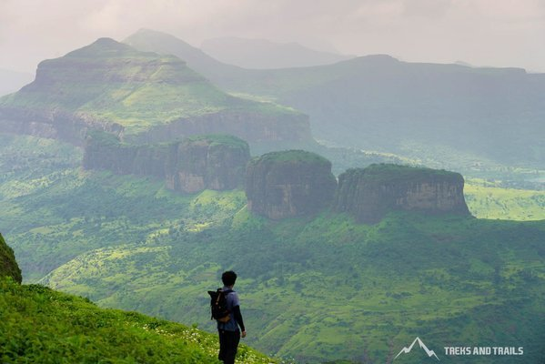 Anjaneri Fort Night Trek - Tour