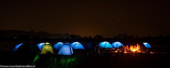 NEW YEAR LAKESIDE CAMPING near KOLAD - Tour