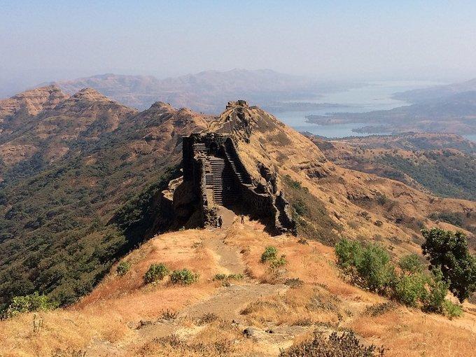 Rajgad Fort Trek from Pune - Tour
