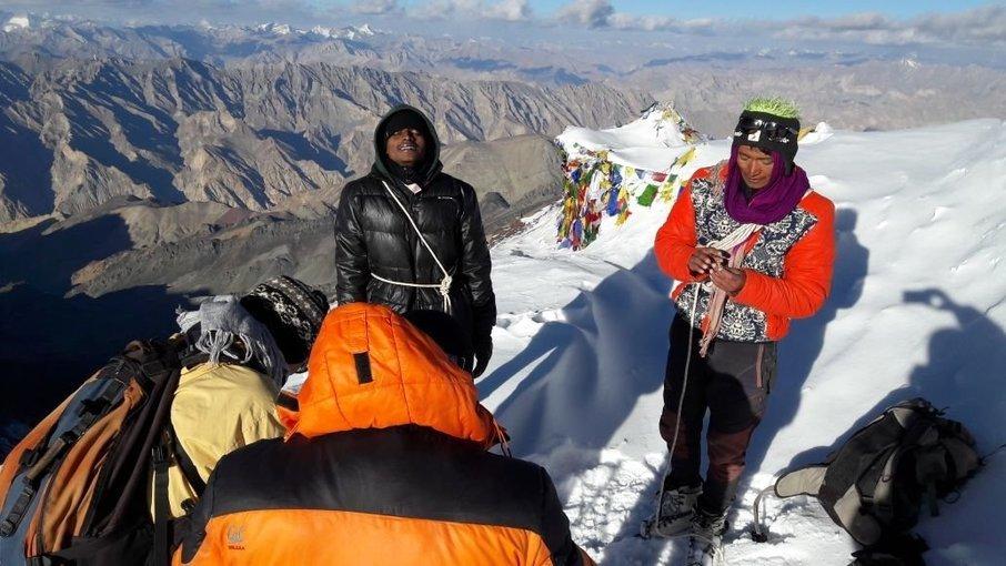 Stok Kangri Trek - Tour