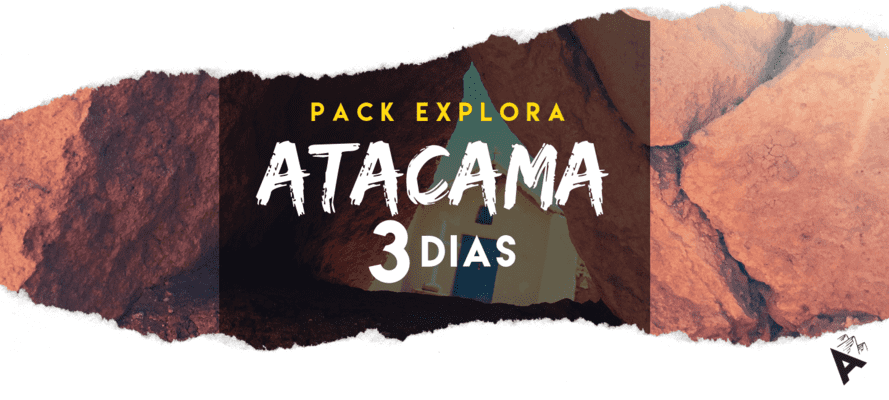 Pack Explora 3 Días - Tour