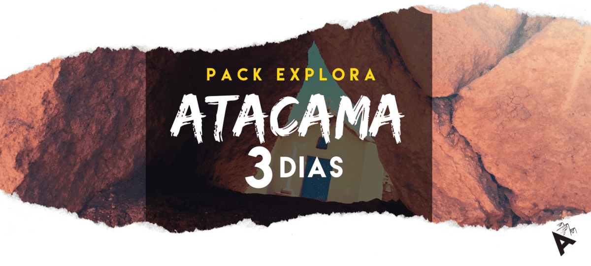 Pack Explora 3 Días - Tour