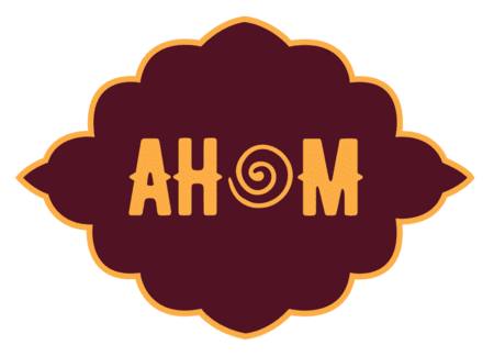 Ahom Logo