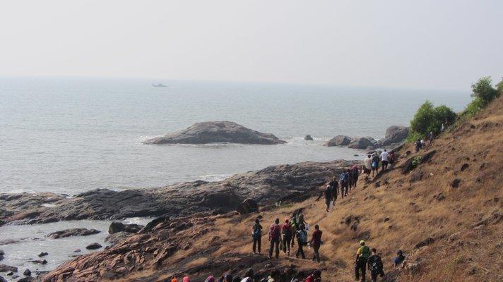 Kumta-Gokarna Beach Trek - Tour