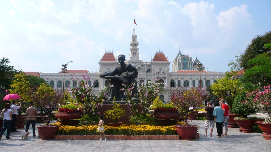 Vietnam|Ho Chi Minh| Easy City Package-3D|2N - Tour