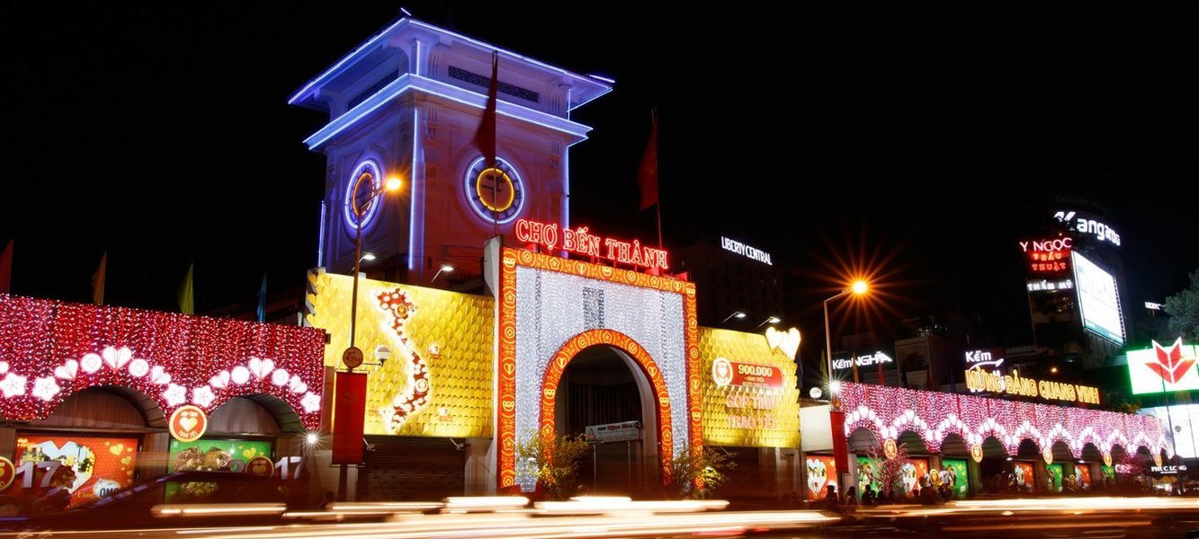 Vietnam  Ho Chi Minh Free & Easy Package - 4D 3N - Tour