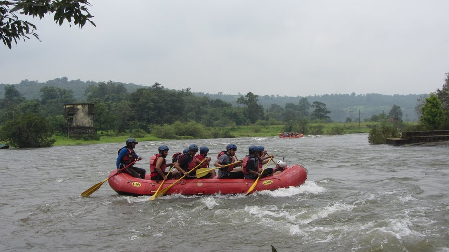 Kolad River Rafting & Adventure Activities - Tour