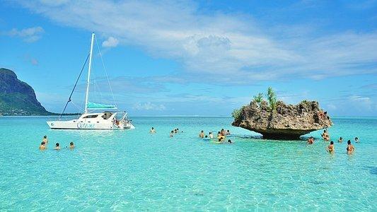 Ocean Adventure at Mauritius