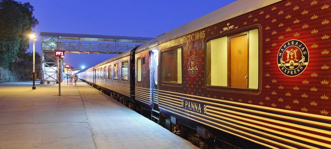 Maharaja's  Express - Treasure of India - Tour