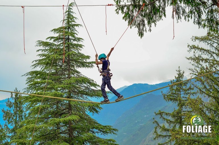 Manali Adventure Camp - Tour