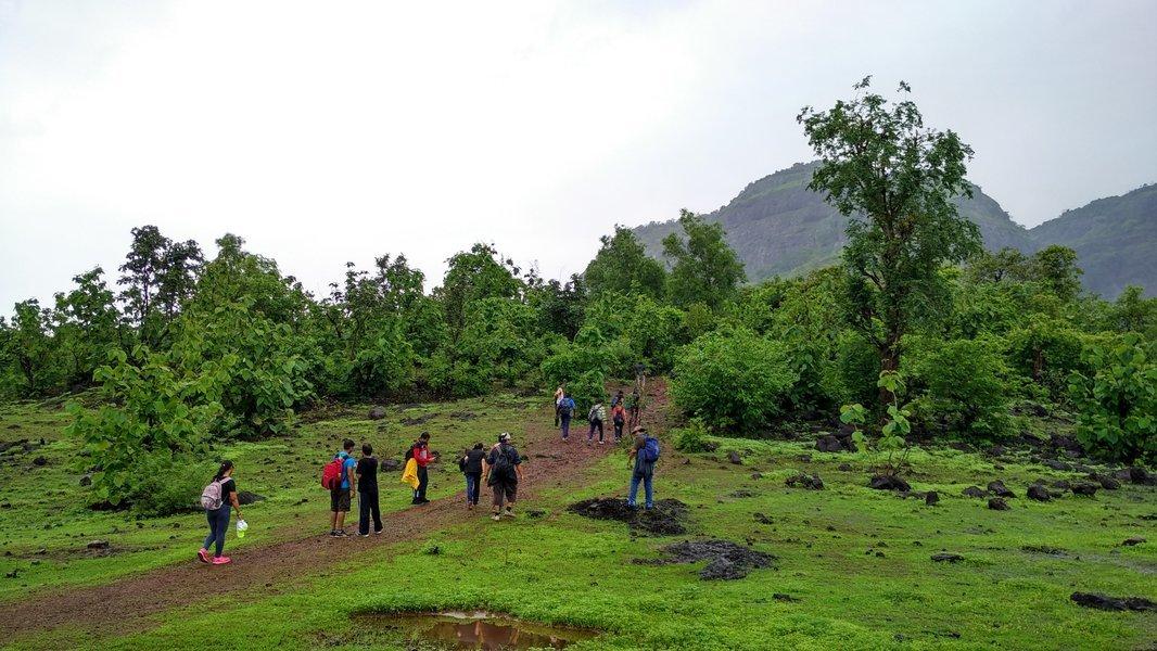Trek to Sudhagad - Tour