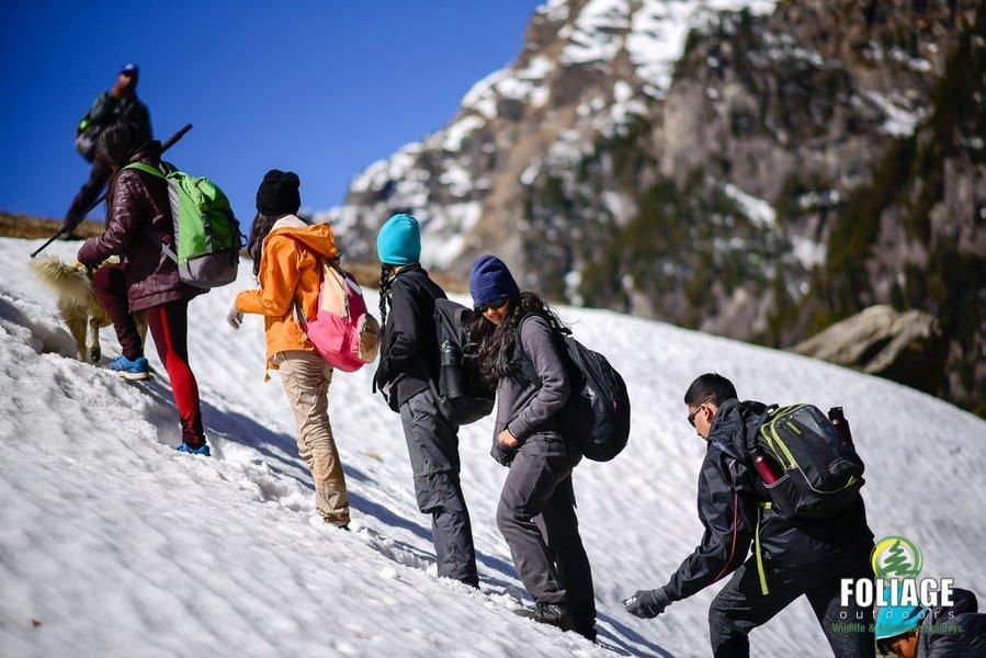 Manali Snow Trails - Tour