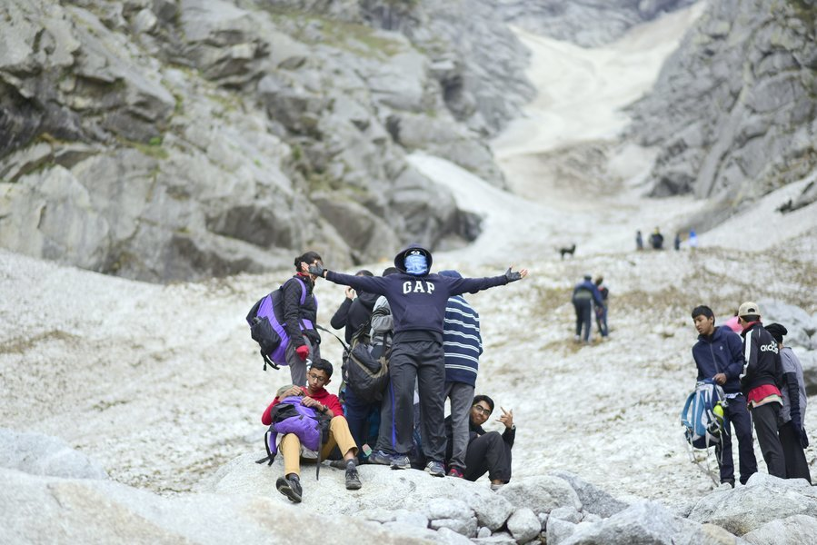 Dharamshala Snow Trails (18-22 years) - Tour