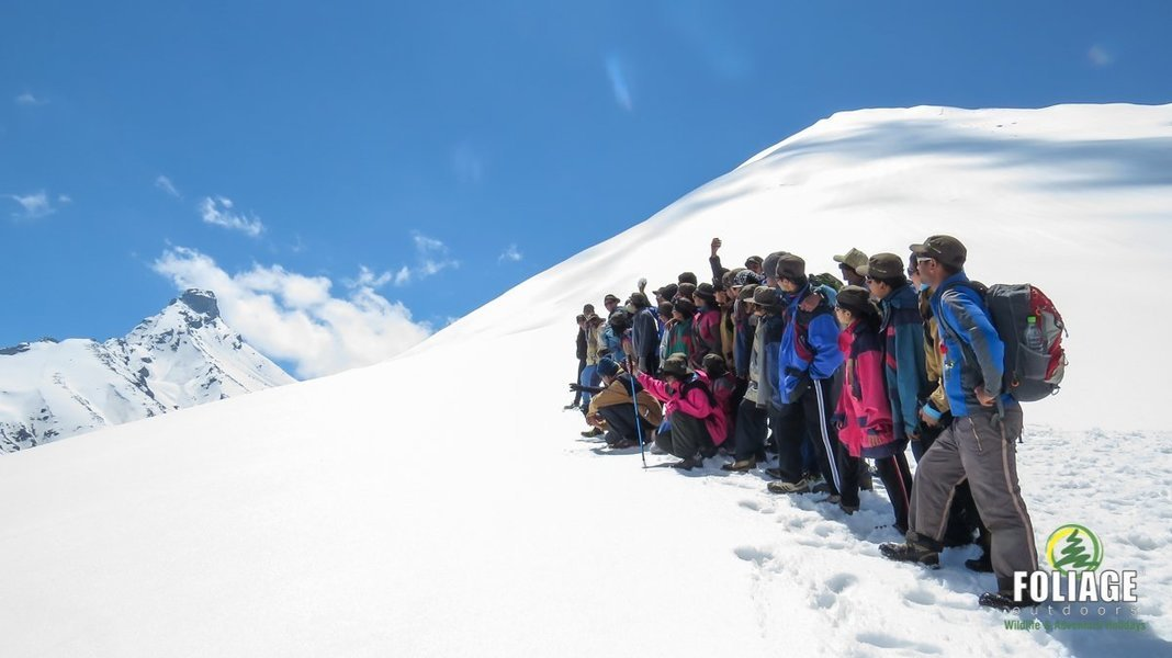 Shirgan Tungu Trek (18-22 years) - Tour