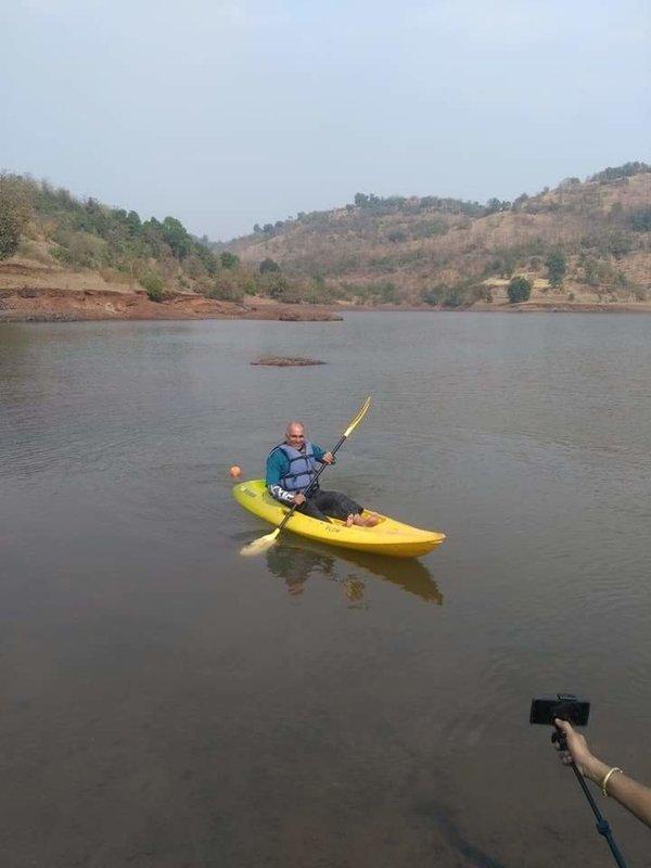 VRangers Lakeside Camping near Kasara - Tour