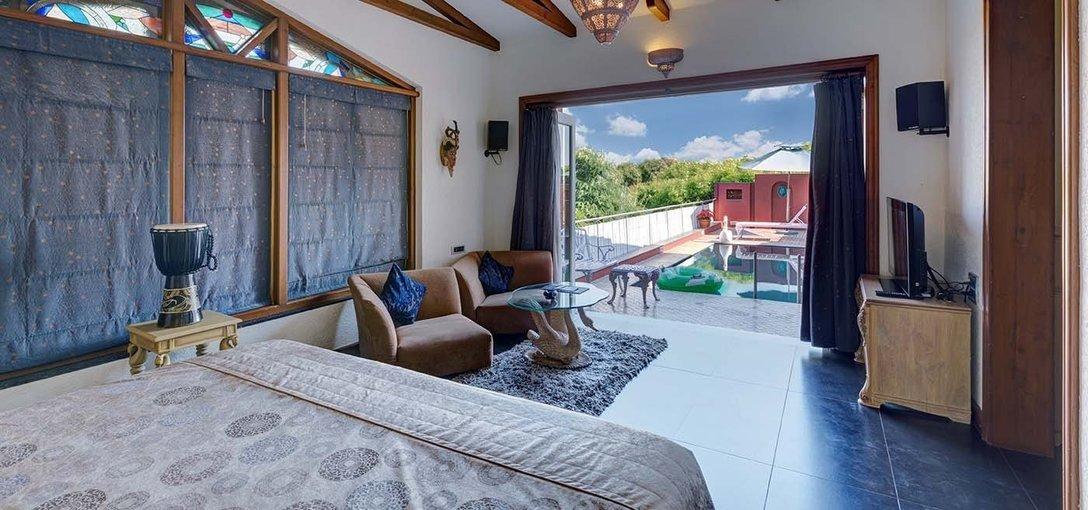 Ramsukh hotel Resorts and Spa mahabaleshwar - Tour