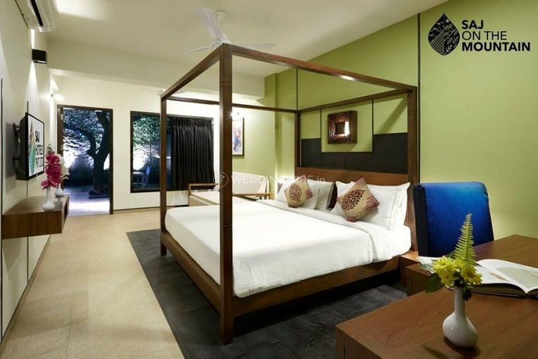 Saj Resort mahabaleshwar - Tour