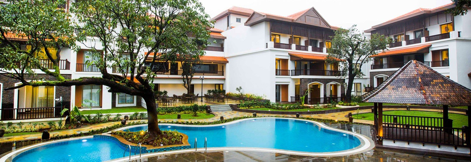 Rhythm Lonavala: An All-Suite Resort - Tour