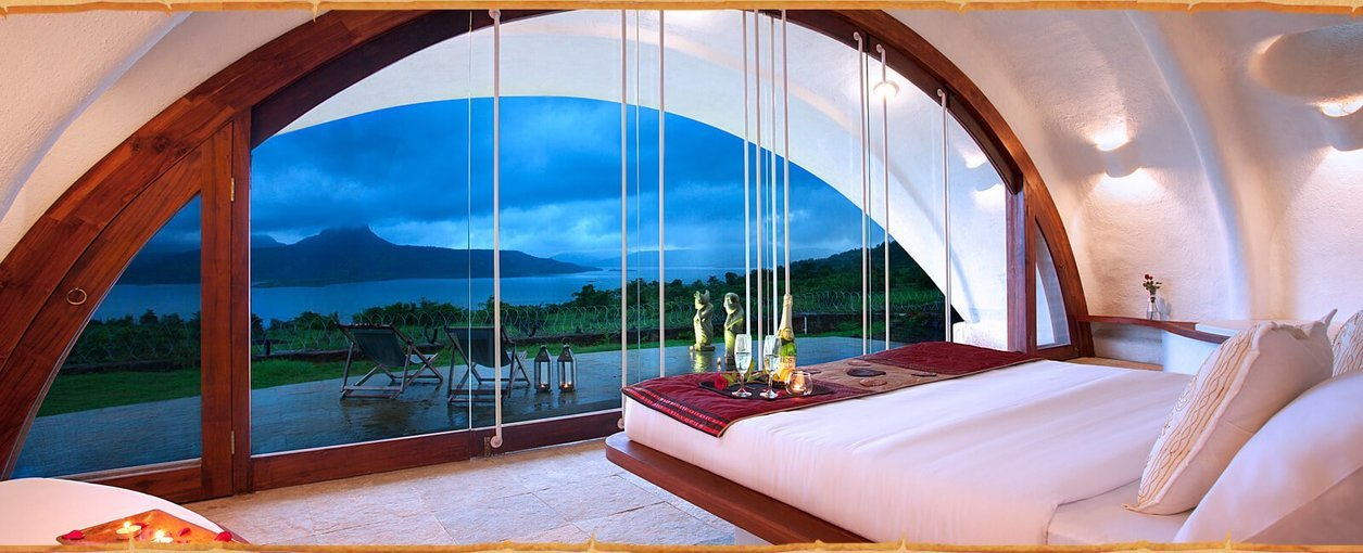 Amanzi resort lonavala - Tour