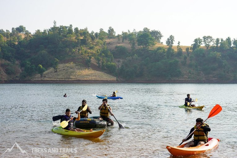 Igatpuri Secret Camping and Water Sports - Tour