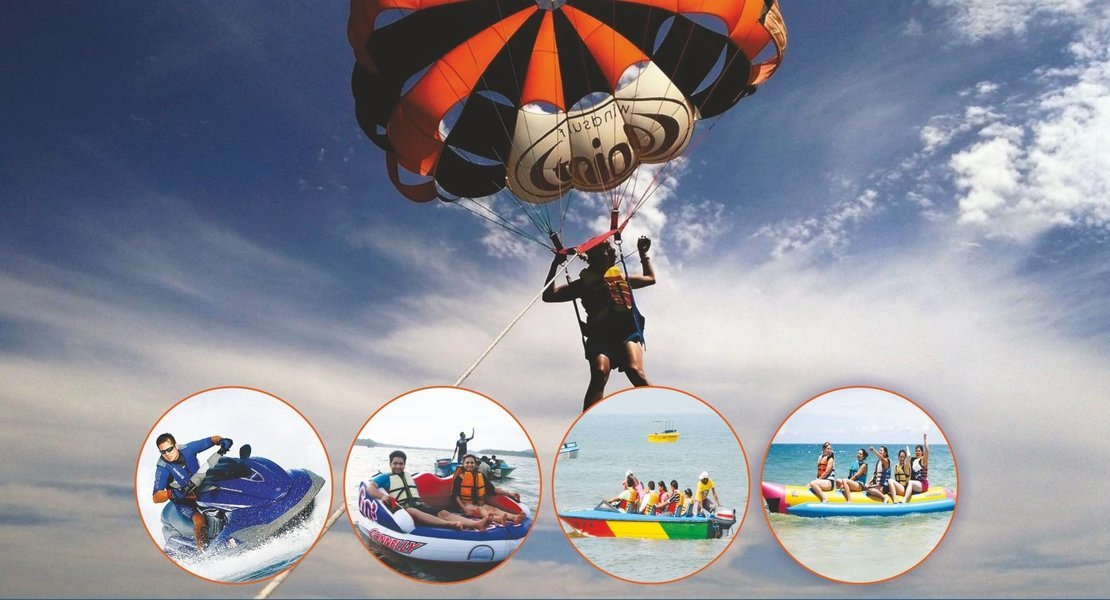 Scuba Diving in Malvan | Watersports | Parasailing - Tour
